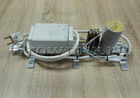 Комплект освещения в сборе ДНаТ 600 Вт (с конденсатором)