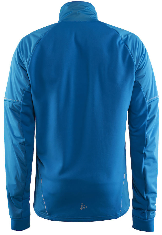 Мужская лыжная куртка Craft Storm 2.0 1904258-2661 синяя