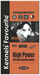 Корм для активных собак Kennels` Favourite High Power