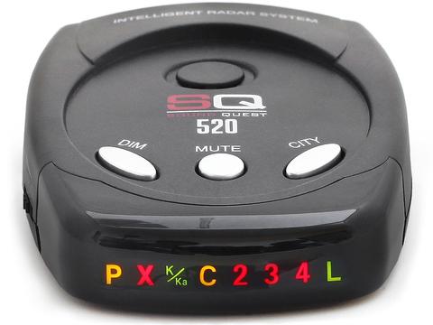 Радар-детектор (антирадар) Sound Quest 520