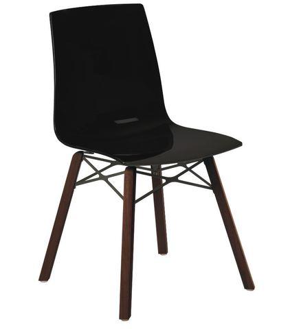 Стул X-Treme S Wox, Papatya, Турция - стул из поликарбоната для столовой и фудкорта