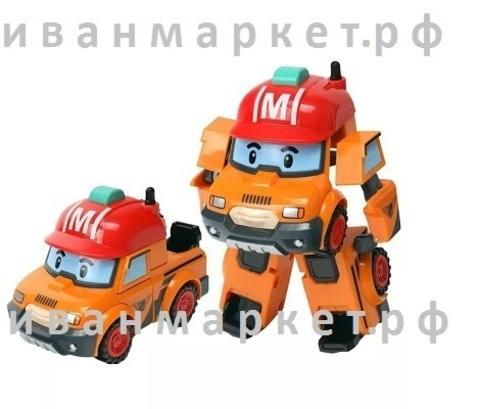Марк Машинка-трансформер Робокар Поли (Robocar Poli)