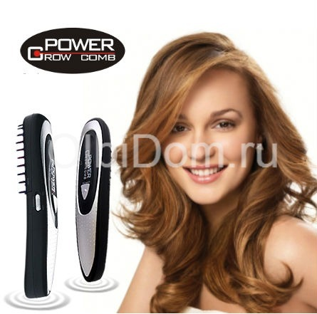"""Для волос Лазерная расческа """"Магия роста"""" (Power Grow Comb) 364754008ef2da29b500035ca0c5ad68.jpg"""