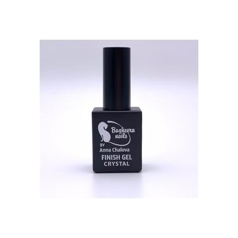 Bagheera Nails B-12 Топ без липкого слоя CRYSTAL 10 мл