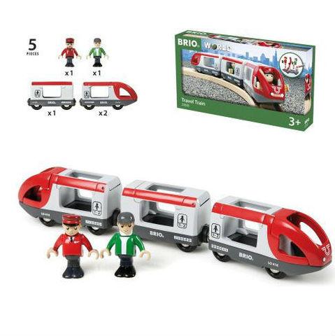 BRIO 33505 Пассажирский поезд экспресс