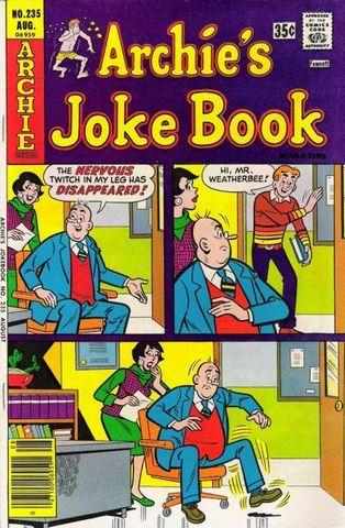 Archie's Joke Book Magazine #235