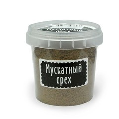 Мускатный орех молотый (специи), Компас Здоровья, 55 г