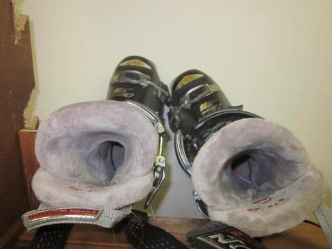 Ботинки новые Nordiсa Grand Sport купить дешево в Москве , доставка по России.