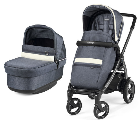 Коляска 2 в 1 Peg-Perego Book 51 S Pop Up