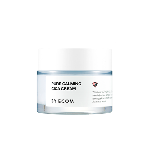 Крем BY ECOM Pure Calming Cica Cream 50ml