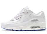 Кроссовки Женские Nike Air Max 90 ES White Blue