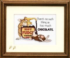 DIMENSIONS Горячий шоколад (Hot Fudge)
