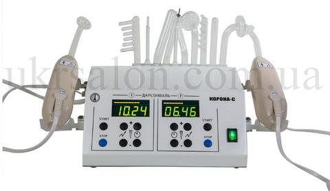 Аппарат для местной дарсонвализации Корона - C