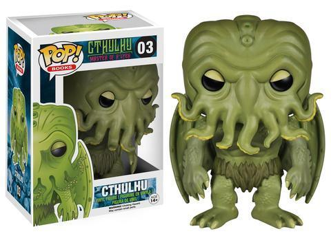 Фигурка Funko POP! Vinyl: Literature: HP Lovecraft Cthulhu 4816
