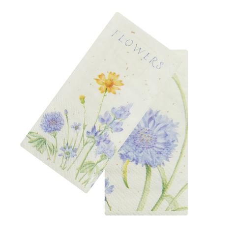 Платочки бумажные Cornflower
