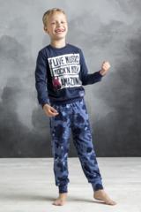 Детская мужская пижама E17K-43P101