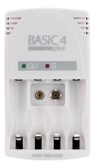 Зарядное устройство Basic 4 (АА, ААА, Крона Е)