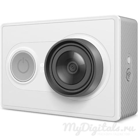 Экшн камера Xiaomi Yi Action Camera Basic Edition White