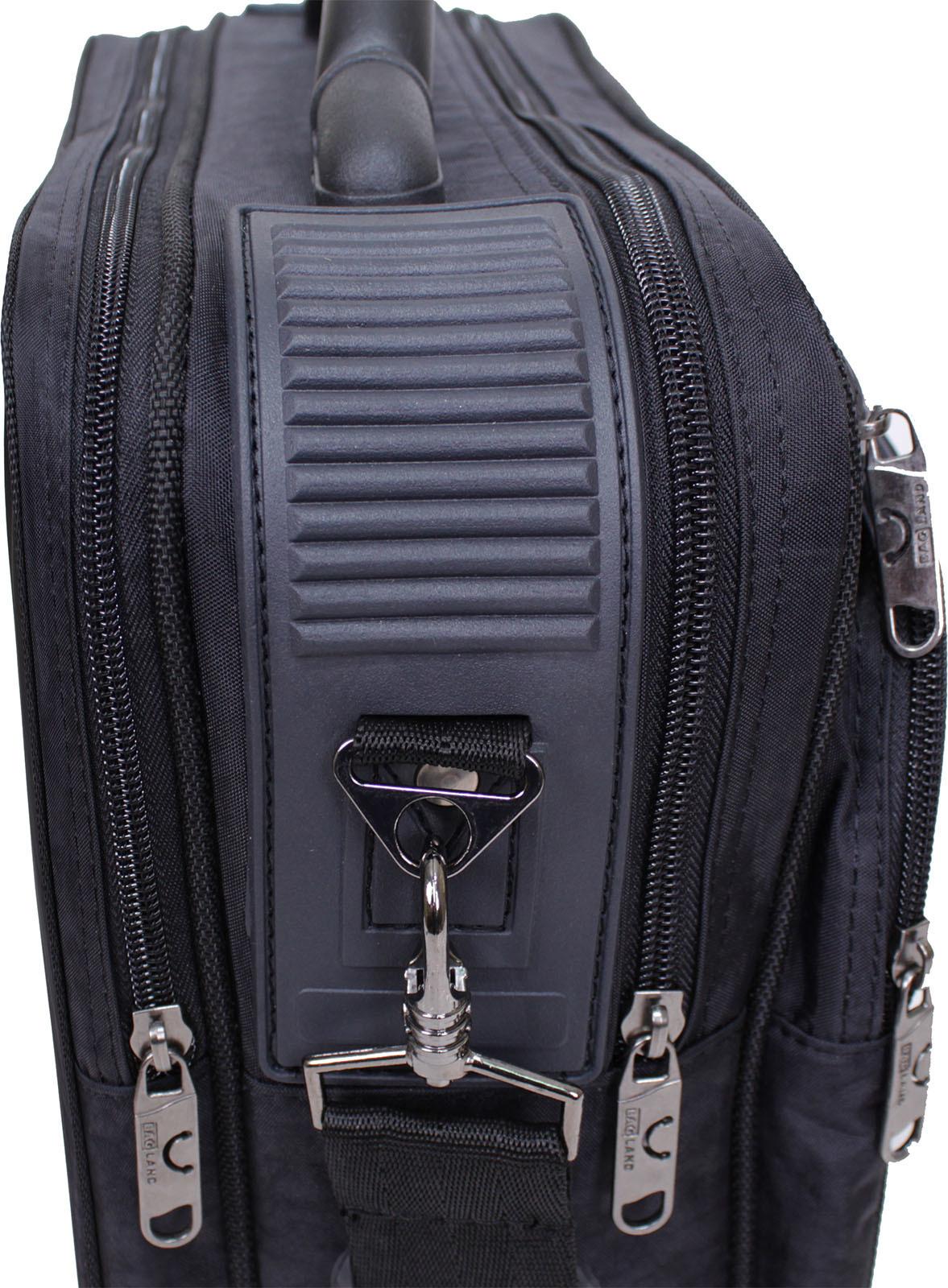 ae75b9a69c8a Мужская сумка Bagland Mr.Green 16 л. Чёрный (0025270)