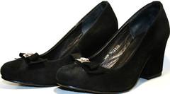 Туфли на широком каблуке Ilona