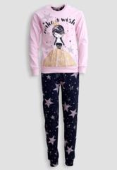 Детская женская пижама E17K-44P102
