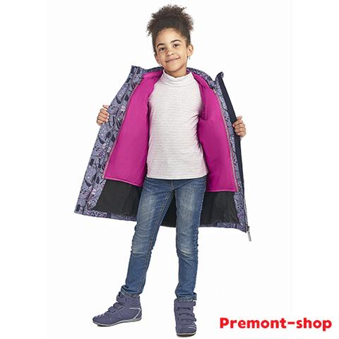 Плащ Premont 3 в 1 Лилия Флер-де-Лис для девочки SP91602