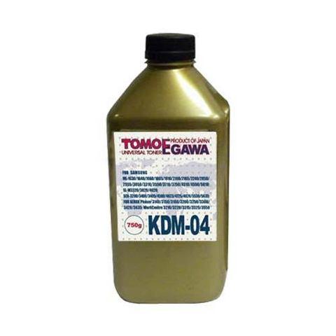 Тонер универсальный Tomoegawa KDM-04 для Samsung - 750гр.
