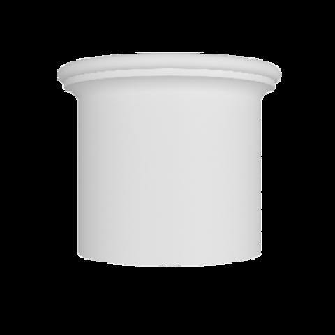 Ствол (полуколонна) Европласт из полиуретана 4.16.001, интернет магазин Волео
