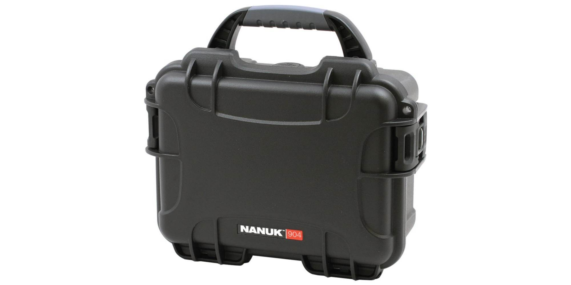 Кейс ударопрочный Nanuk 904 вид сбоку