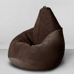 Кресло-мешок коричневый