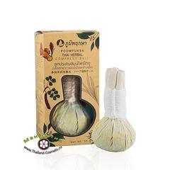 Травяной мешочек для массажа тела, Poompuksa