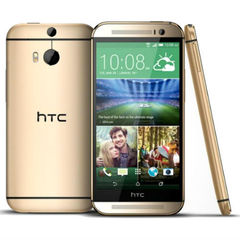 HTC One (M7) 32Gb Золотой Gold