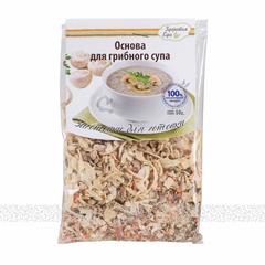 Основа для грибного супа 50гр(Здоровая еда)