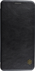 Чехол-книжка Nillkin Qin Leather Case для Xiaomi Mi8 Черный