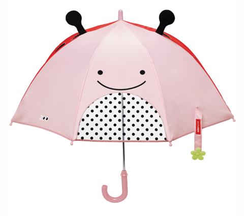 Детский зонтик Божья коровка