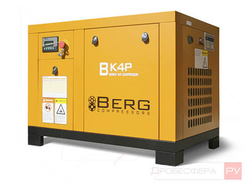 Винтовой компрессор Berg ВК-4Р/10