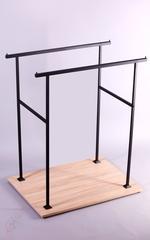 Бэст-1307 Стойка вешалка (вешало) напольная для одежды
