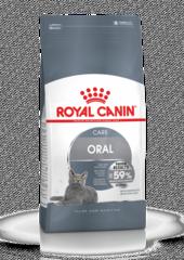 Royal Canin Oral Care корм для взрослых кошек и котов, обеспечивающий гигиену полости рта и снижающий зубной налет на 59% за 28 дней
