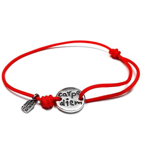 Carpe diem   Carpe diem bracelet   Carpe diem jewelry, sterling silver