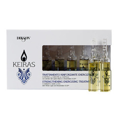 Dikson Keiras Trattamento Rinforzante Energizzante - Ампульный уход для волос