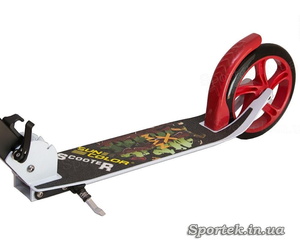 Платформа самоката Sun Color Scooter для подростков