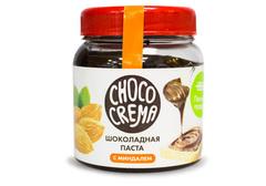 Шоколадная паста c миндалем Choco Crema, 250г