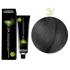 L'Oreal Professionnel INOA 3 (Темный шатен) - Краска для волос