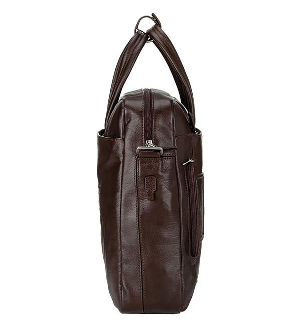 Сумка Piquadro Vibe, цвет коричневый, 43,5x31x10,5 см (CA3147VI/TM)