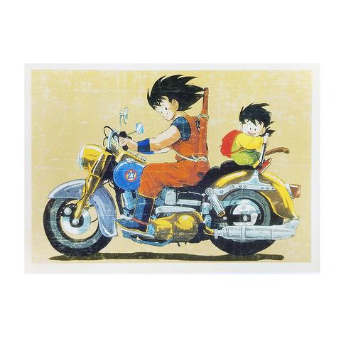 Открытка Motocycle