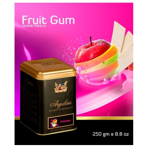 Табак для кальяна Argelini Fruit Gum 250 гр.