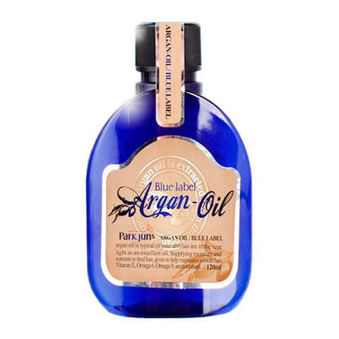 BOSNIC Масло для волос Argan Oil Blue Label, 120 мл