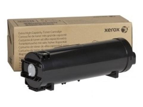 Тонер-картридж XEROX VL B600, B605, B610, B615 XHI, Ресурс 46.7K (106R03945)