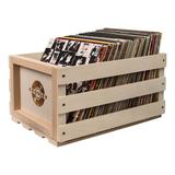 Ящик для хранения пластинок Crosley