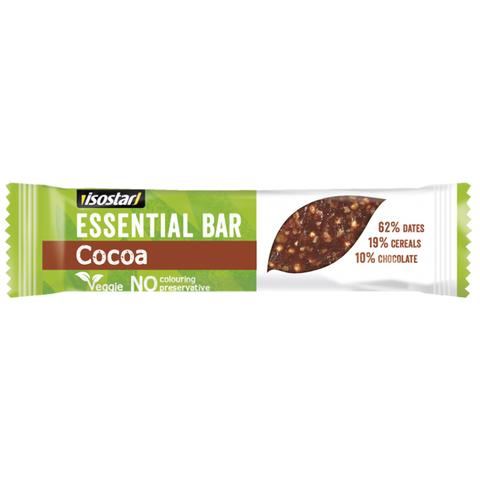 Энергетический батончик Isostar Essential Bar Шоколад 35 грамм